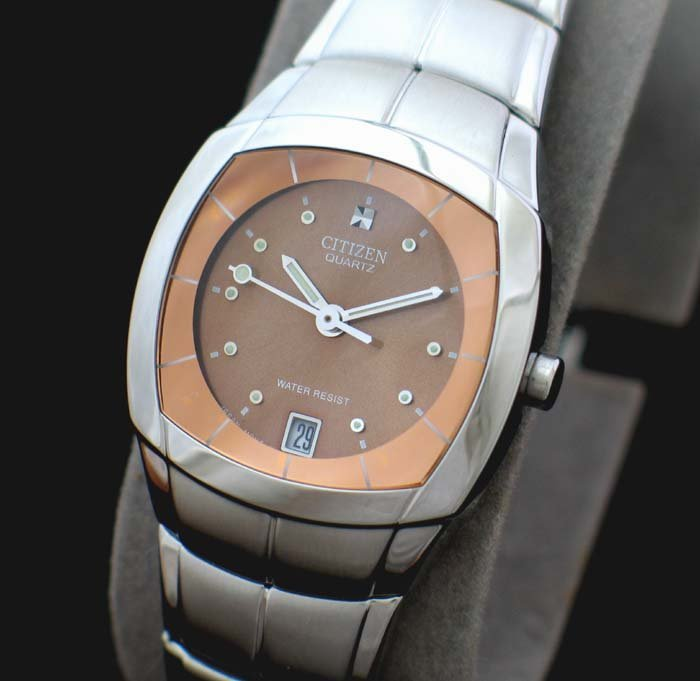 Citizen Copper & Steel Ladies Watch