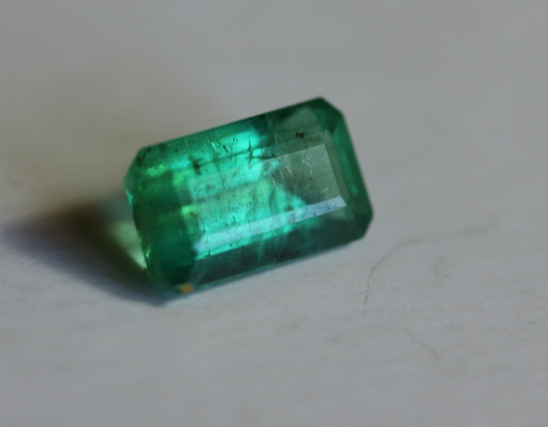 Columbian Emerald 1.30 ct - no treatment