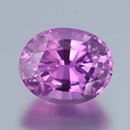 Rare color Lavender Sapphire 4.71 ct