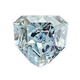 Fancy Blue Diamond 1.57 ct - VS1 - GIA