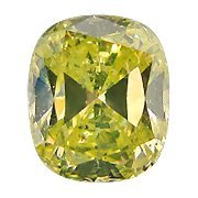 Green Diamond 1.01 ct - GIA CERTIFIED