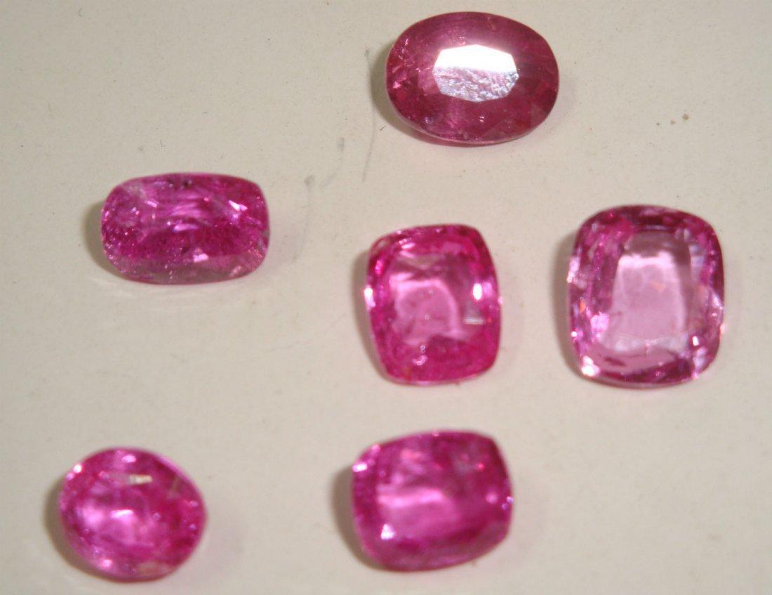 Ceylon Pink sapphire - 15.07 ct