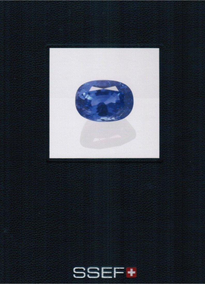 Burma Sapphire 79.52 carats - Gubelin & Ssef
