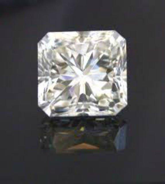 Diamond 0.63 ct - D/SI1 - GIA