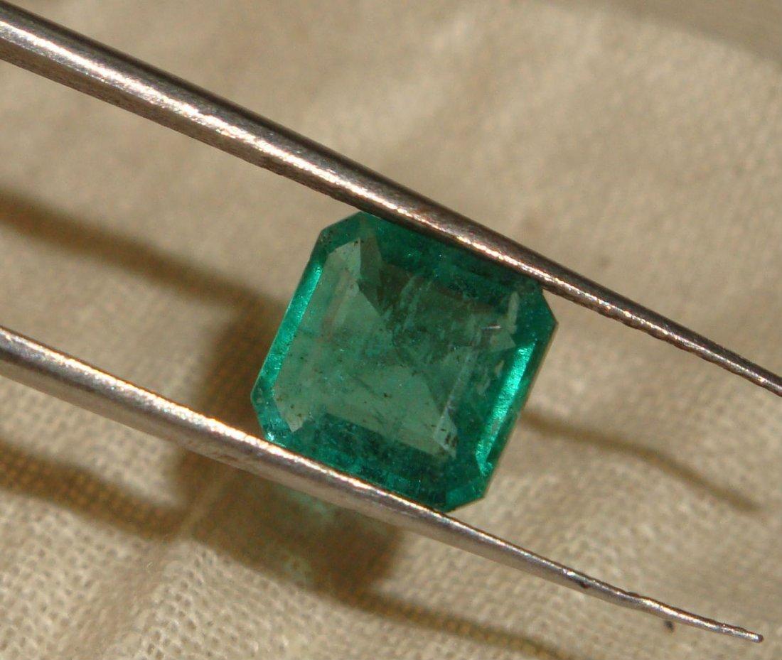 Natural Emerald 1.79 carats