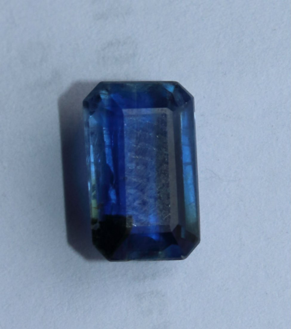 Ceylone Blue Sapphire 4.66 carats