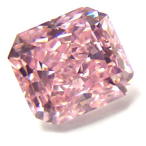 Natural Fancy Pink Diamond 1.10 ct - VS2