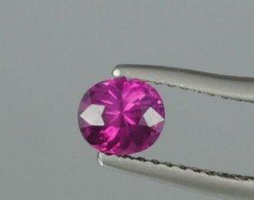 Natural Kashmir Sapphire 0.67 Cts - No Treatment