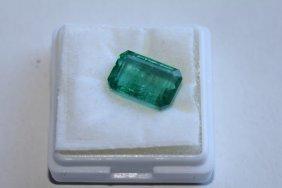 Natural Emerald 5.28 Carats