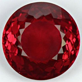 Stunning Red Topaz 11.20 Carats - Flawless