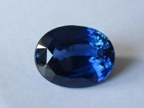 Natural Ceylone Blue Sapphire 311.67 Ct - No Treatment