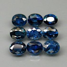 Natural Blue Sapphire 4.48 Carats - No Treatment