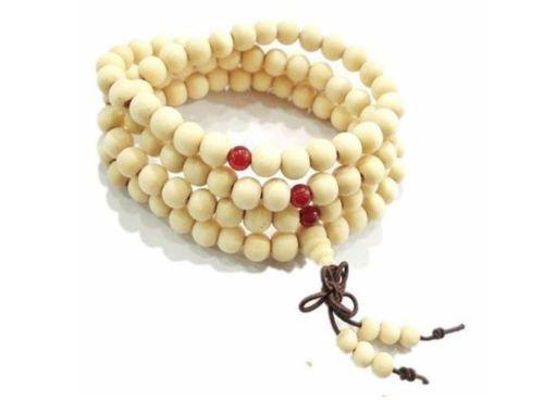 Tibet Buddha 108 beads Prayer Necklace