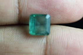 Natural Emerald 2.45 Carats - No Treatment