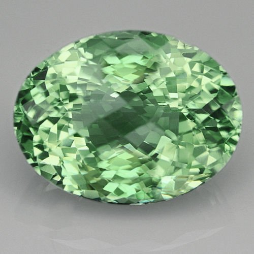 Natural Healing Green Color Amethyst 18.50 Cts - VVS