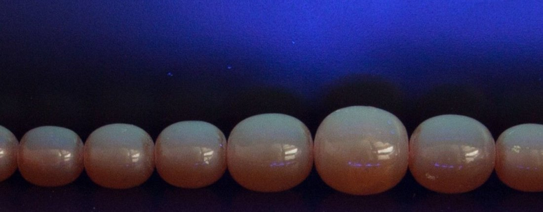 Antique Natural Butterscotch Egg Yolk Baltic Amber Bead - 3