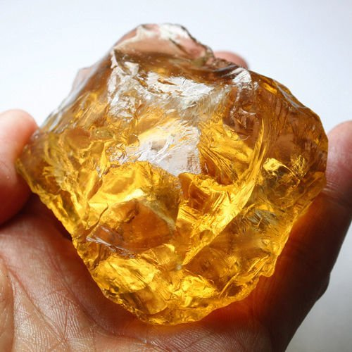 Natural Citrine Gemstone Rough 752.25 carats