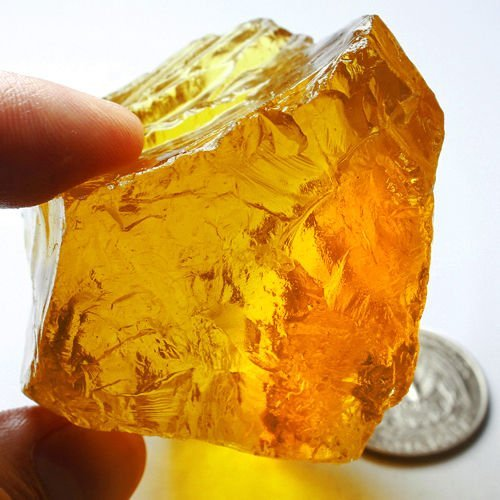 Natural Citrine Gemstone Rough 922.50 carats