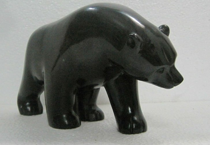 Inuit Walking Bear - 2