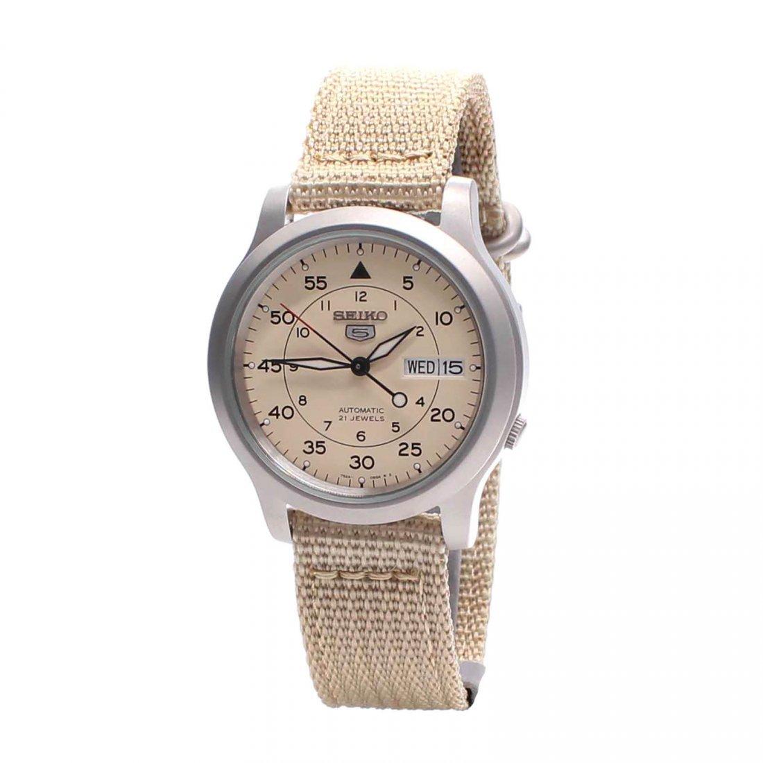 Stylish Sports Seiko Automatic Watch