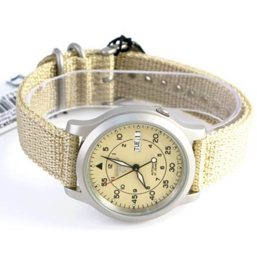 Stylish Sports Seiko Automatic Watch - 2
