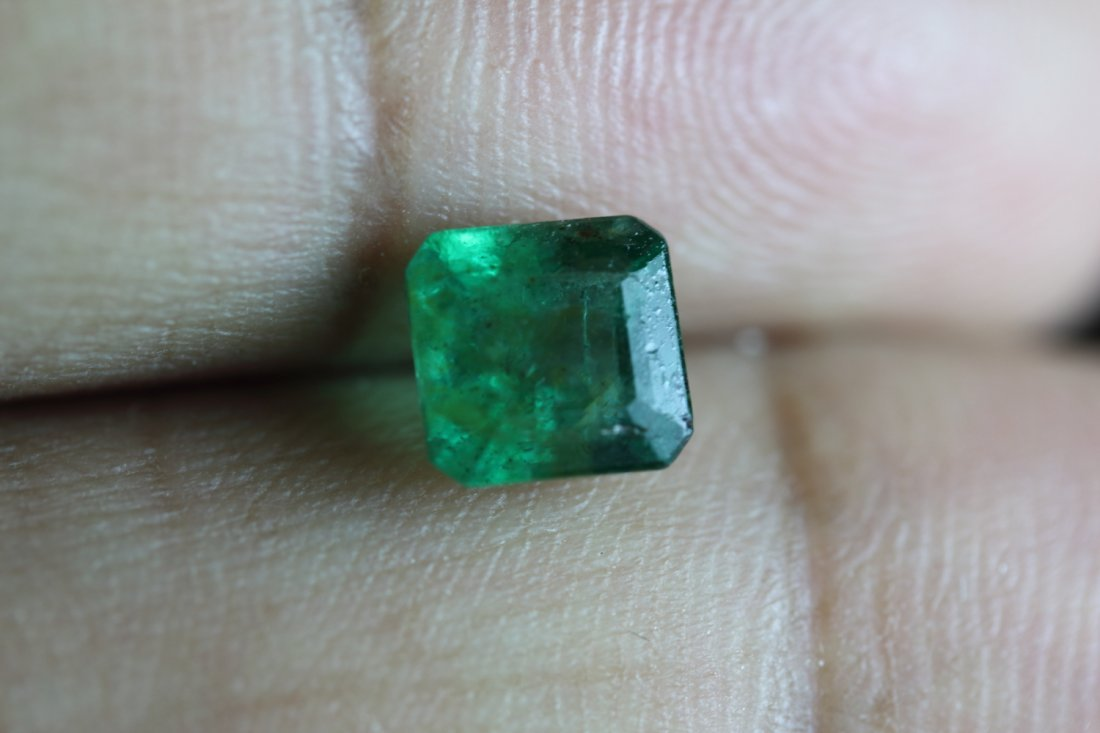 Natural Princess Emerald 1.68 Carats - no Treatment