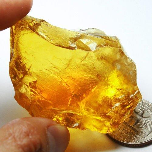 Natural Citrine Gemstone Rough 410.15 carats