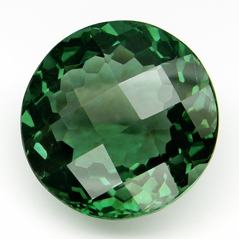 Natural Green Amethyst 17.83 cts - VVS
