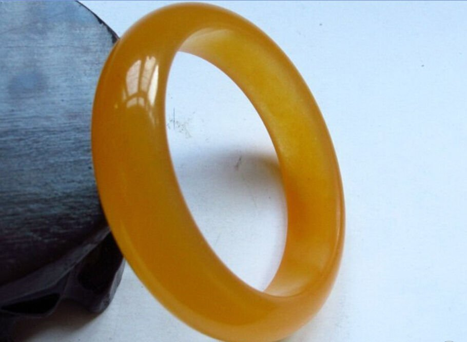 Natural A Grade Jade Bracelet/Bangle - 3