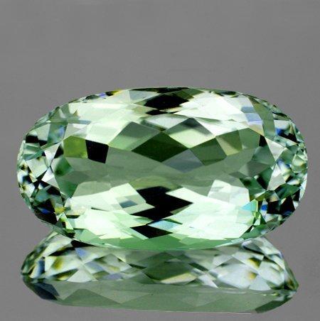 Natural Healing Green Color Amethyst 14.48 Cts - VVS