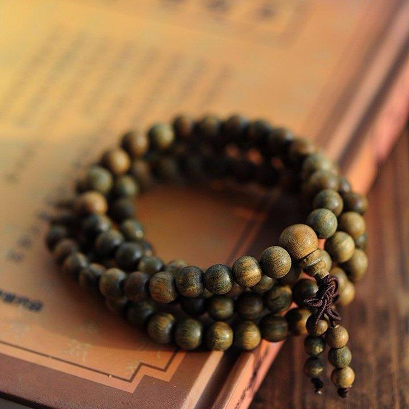 Tibet Buddha Meditation 108 beads Prayer Necklace/Mala - 2