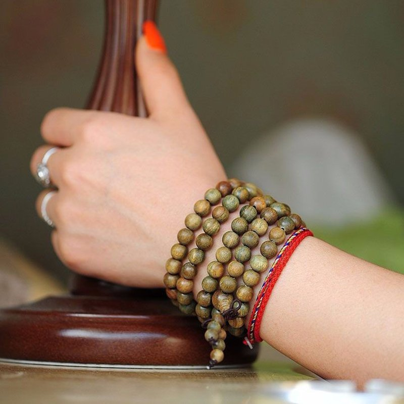 Tibet Buddha Meditation 108 beads Prayer Necklace/Mala - 3