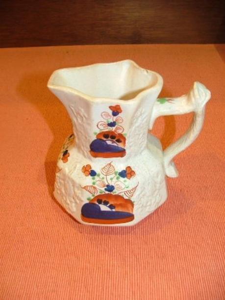 519: Ironstone jug Start bid €20