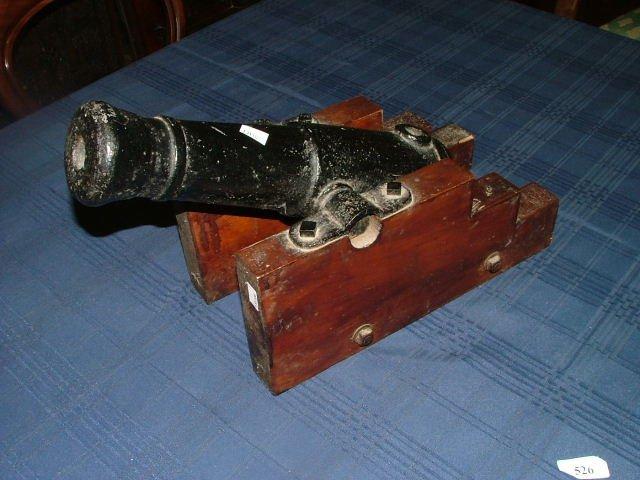 526: Starting Cannon.Start Bid €300.