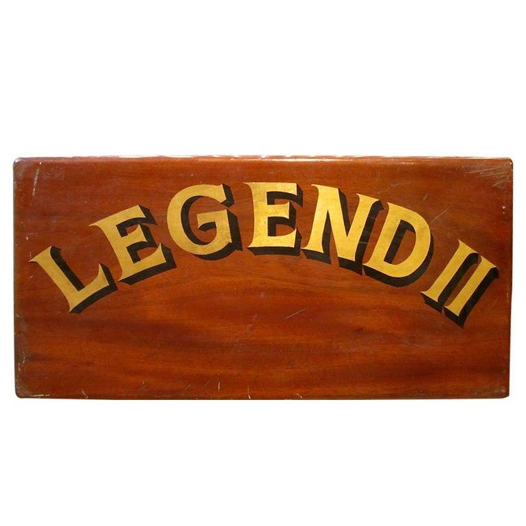 21: Legend II Yacht Seat