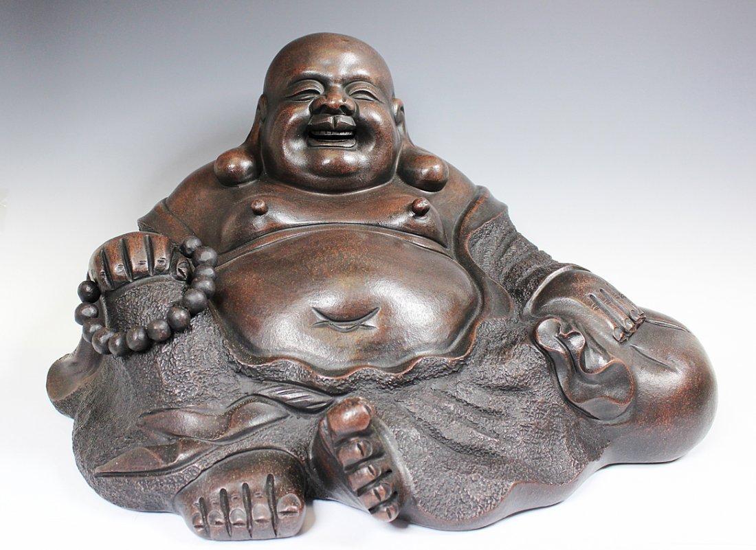 14: BOCCARO FIGURE OF BUDDHA