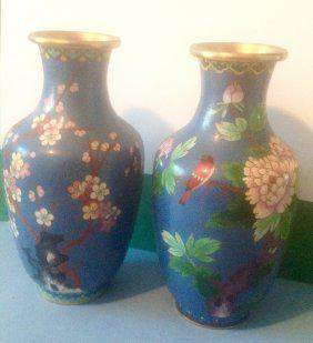 Two Chinese Famille Rose Vase,ESTATE COLLECTION