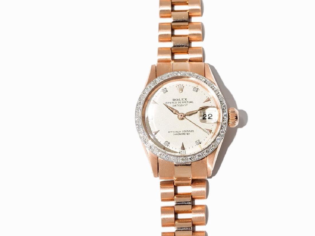 Rolex Datejust Women's Watch, Ref. 6517, Around 1959