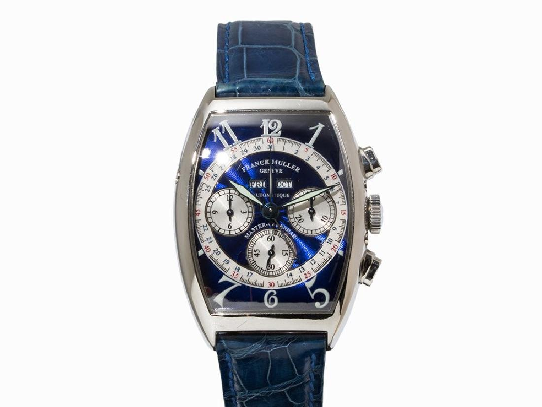 Franck Muller Master Calendar Chronograph, Switzerland,