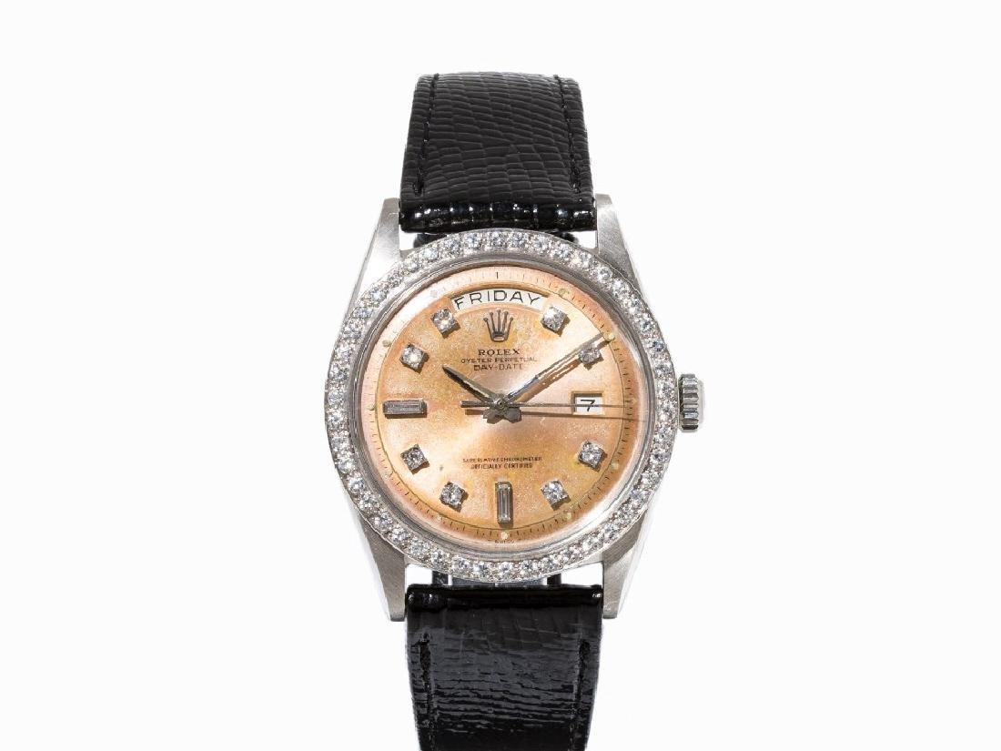 Rolex Day-Date, 950 Platinum, Switzerland, 1964