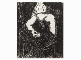 Jean-Charles Blais, Untitled, Drawing, 1984