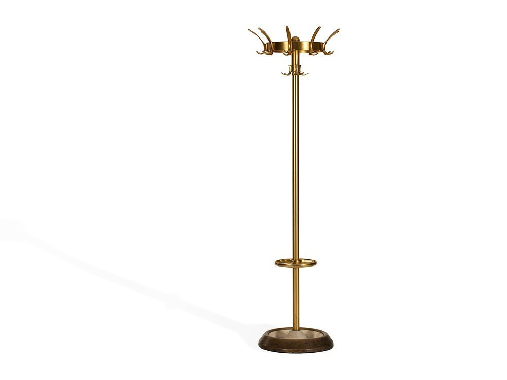 Vintage Coat Stand from the Lobby of the Hotel Bogota,