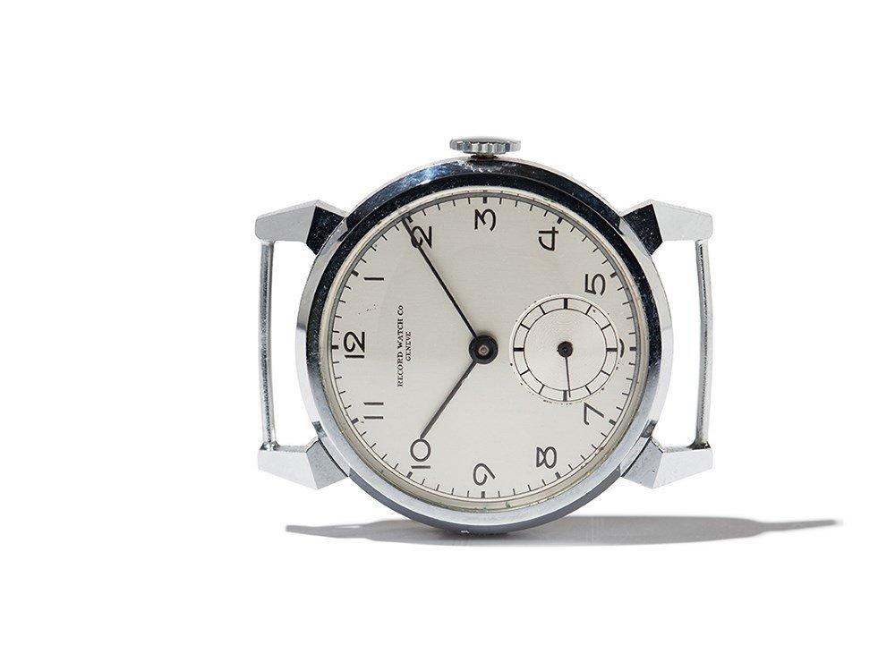 Record Wristwatch, Switzerland, Around 1970
