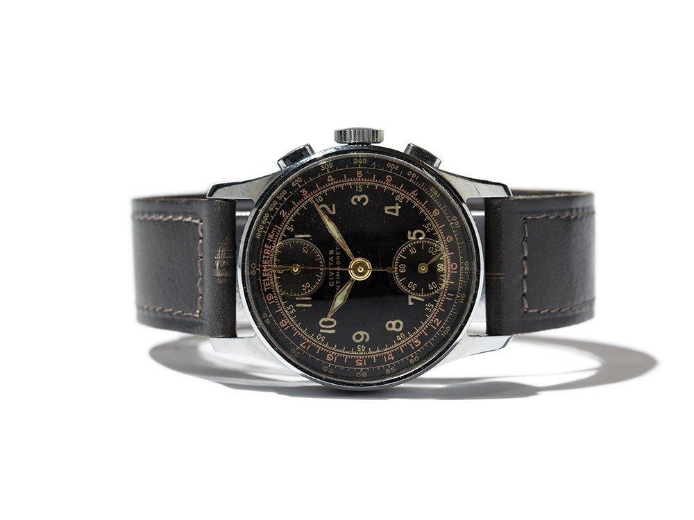 Civitas Wristwatch Chronograph, Switzerland, Around