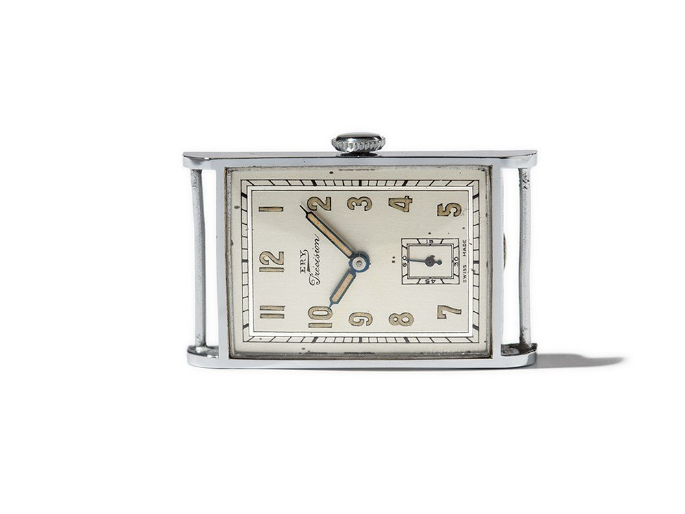 ERY Precision Wristwatch, Switzerland, Around 1950