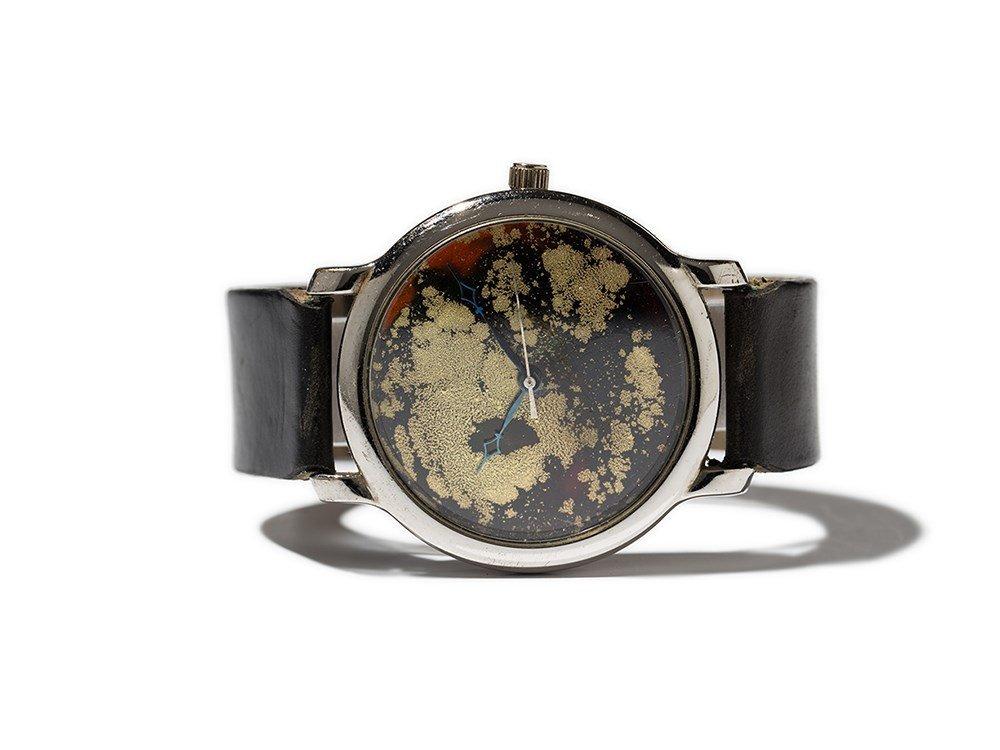 P. Brake Wristwatch, Presumably Germany, Around 1980