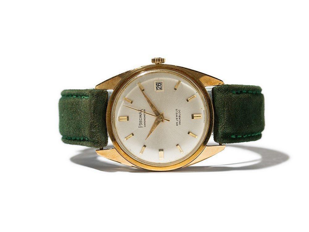 Precimax Chronometer Wristwatch, Switzerland, Around