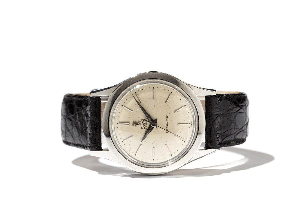 Solvil Paul Ditisheim Chronometer, Switzerland, Around
