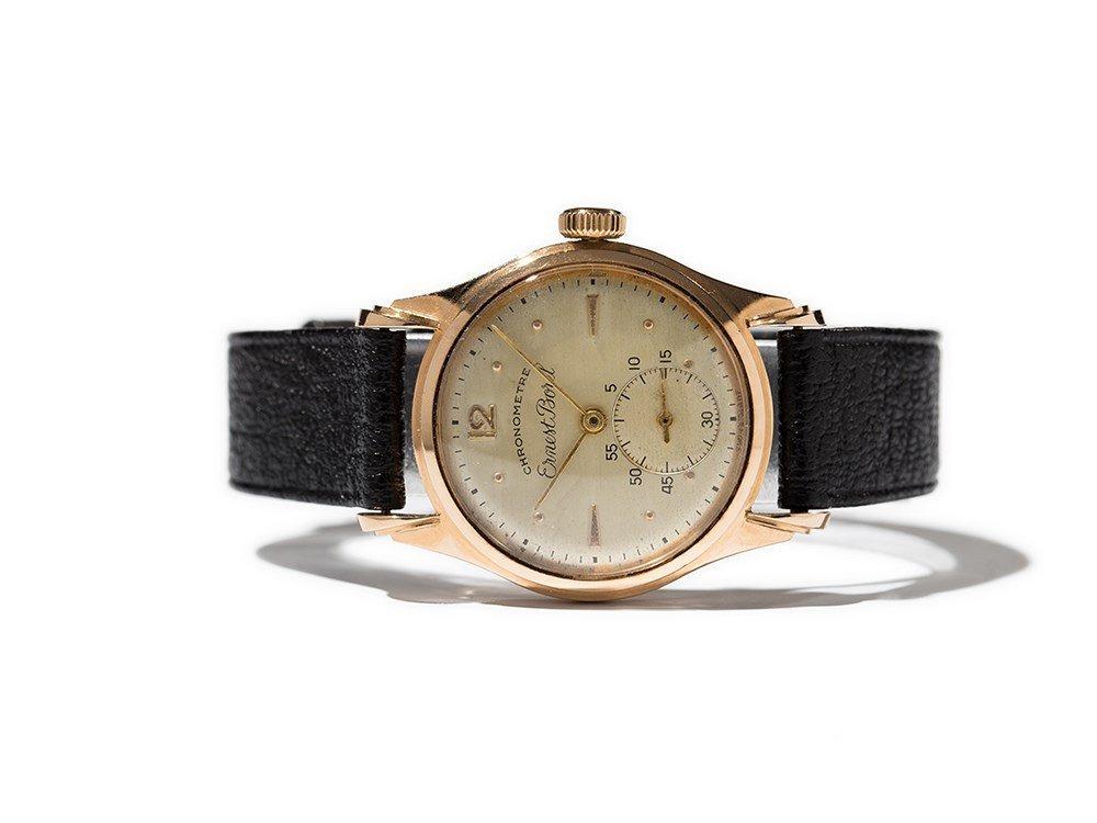 Ernest Borel Chronometer Wristwatch, Switzerland,