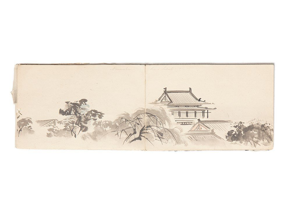 Kano, Tosa and Sumiyoshi School, Studio Works, late Edo